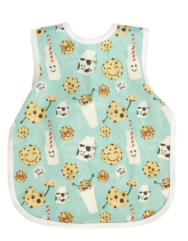 Bapron Baby Cookies and Milk Toddler Bapron