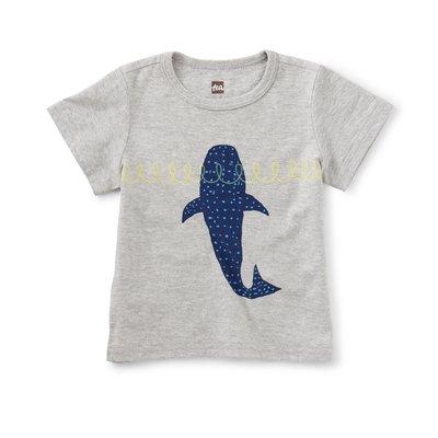 Tea Collection Whale Shark Baby Tee
