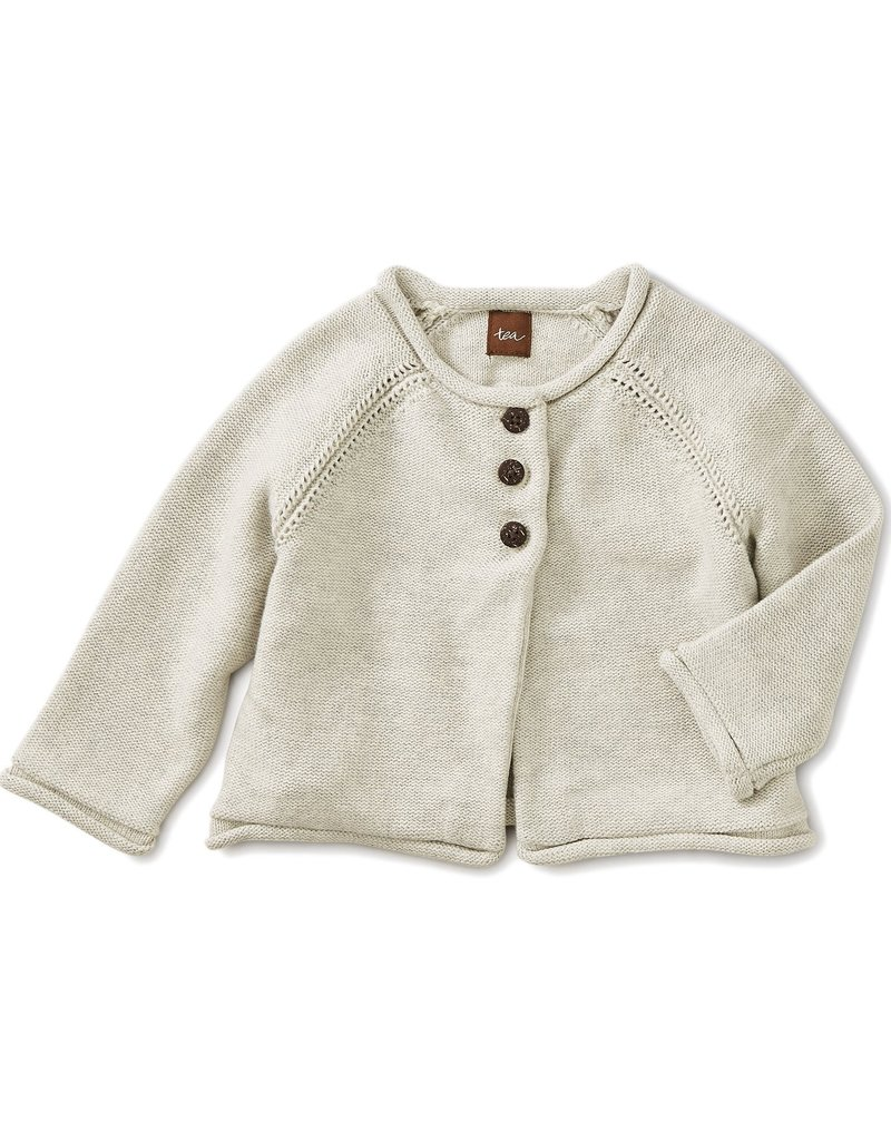 Tea Collection Solid Baby Cardigan
