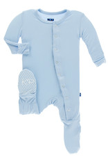 Basic Pond Footie  Newborn