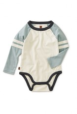 Tea Collection Explorer Colorblock Raglan Bodysuit