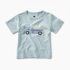 Tea Collection Noodle Truck Baby Graphic Tee