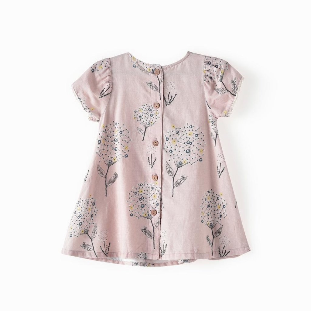 aimama Dusty Pink Kaitlyn Dress