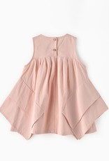 aimama Salmon Blanche Dress