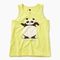 Tea Collection Panda Graphic Tank
