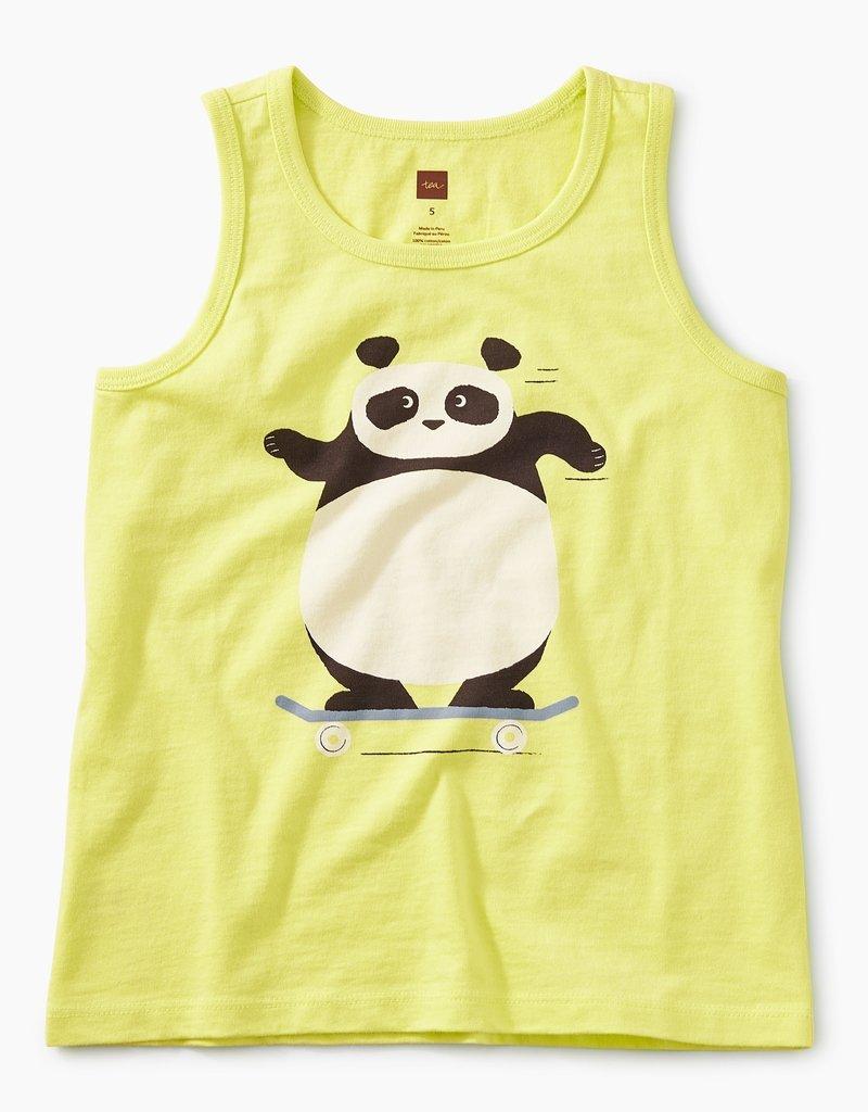 Tea Collection Panda Graphic Tank