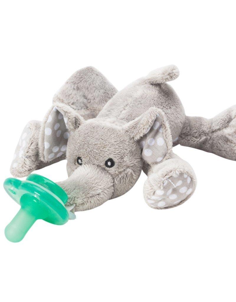 Ella Elephant Paci-Plushies Buddies