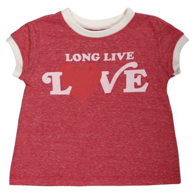 Long Live Love Tee