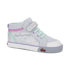 SEE KAI RUN* GIRL HIGH TOP SIZE 8 ONLY