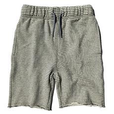 Appaman Grey Stripe Camp Short