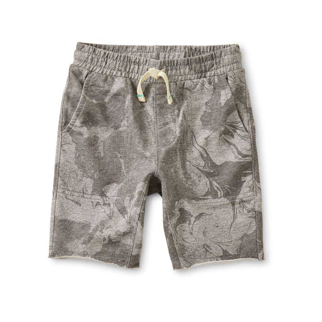 Tea Collection Printed Knit Gym Shorts