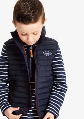 Little Joule Navy Crofton Vest