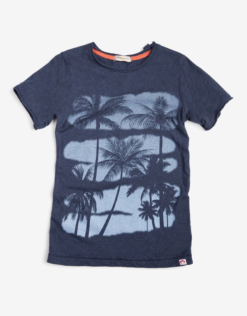Appaman Eclipse Heather Graphic S/S Tee
