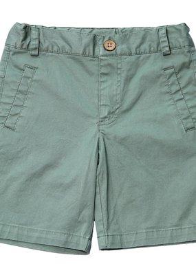 Fore! Seafoam Green Short