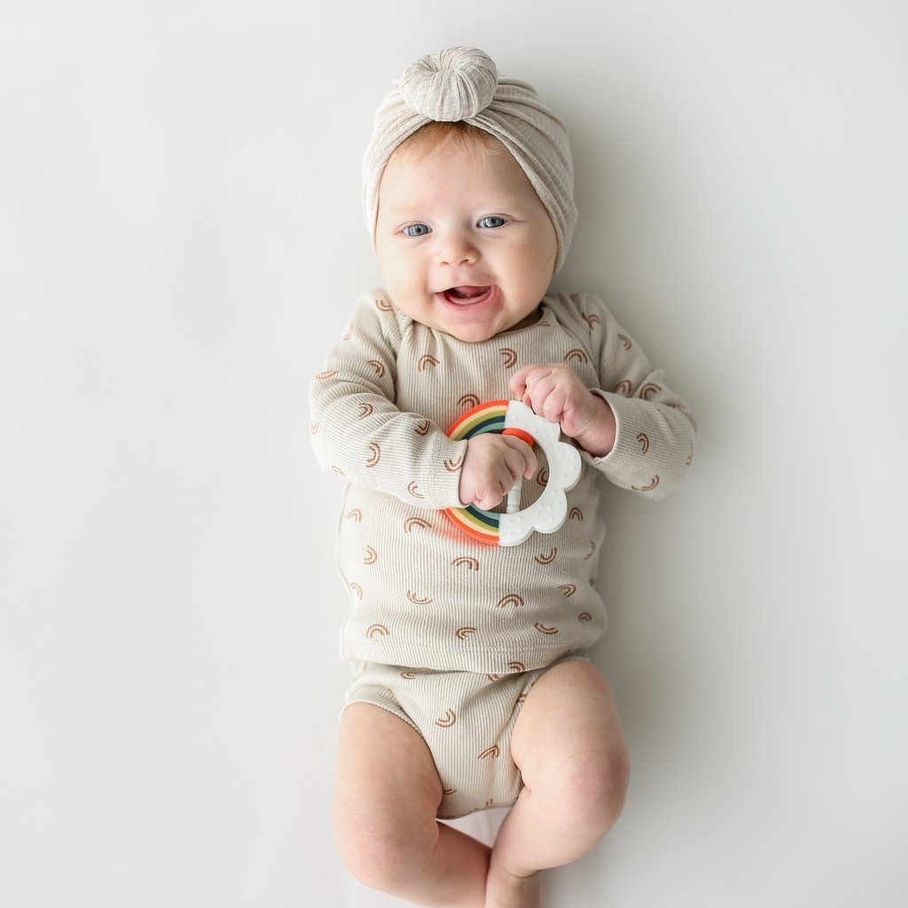 Lucy Darling Little Rainbow Teether Toy