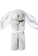 Angel Dear Grey Bunny Blankie
