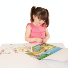 Melissa & Doug, LLC Princess Castle Reusable Sticker Pad