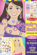 jewelry and nails glitter collection