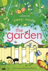Usborne Books Peek Inside the Garden
