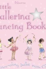 Usborne Books Little Ballerina Dancing Book with CD