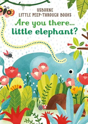 Usborne Books Are You There Little Elephant