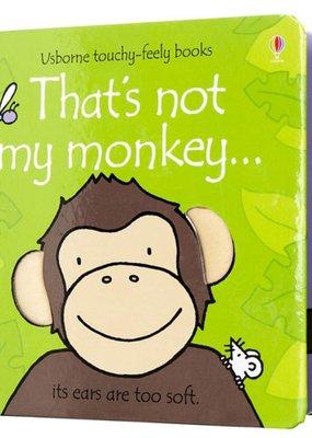 Usborne Books That's Not My Monkey