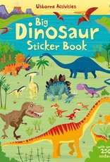 Usborne Books Big Dinosaur Sticker Book