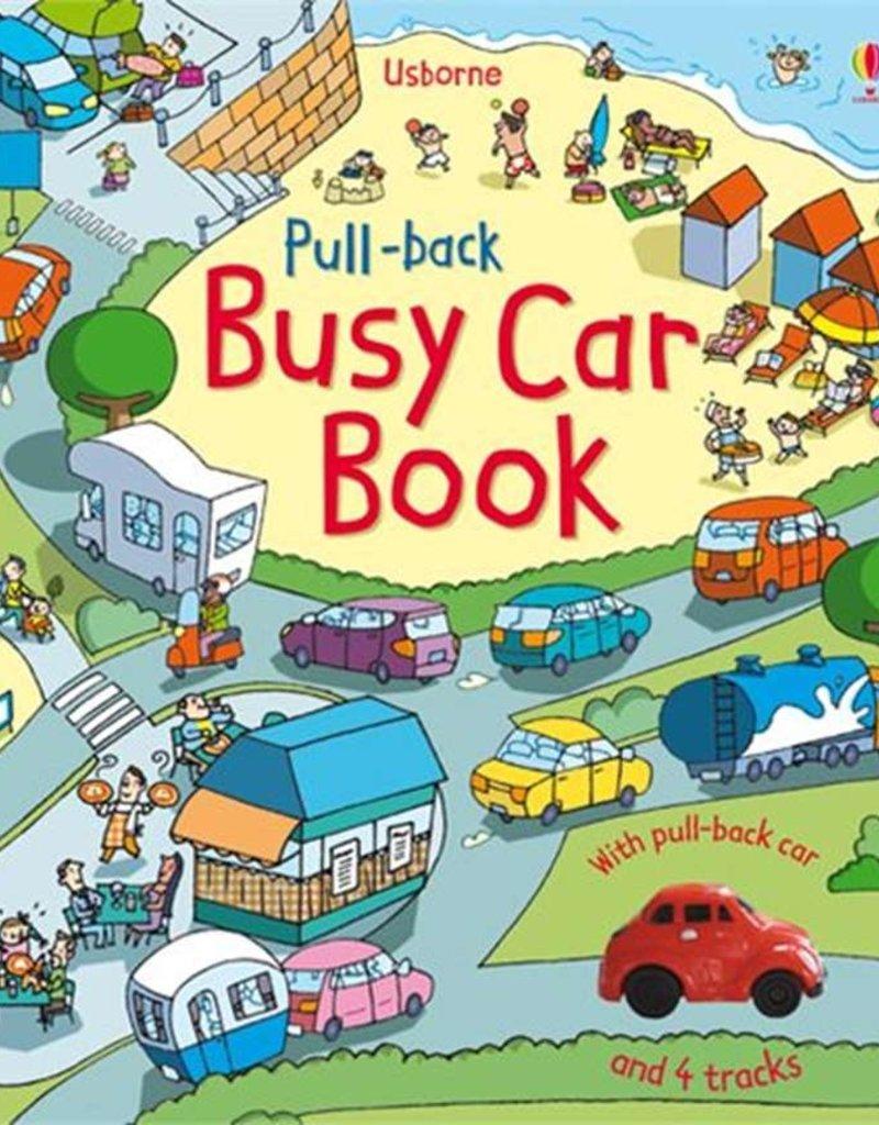 Usborne Books Busy Car Book