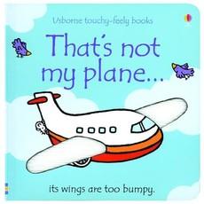 Usborne Books That's Not My Plane