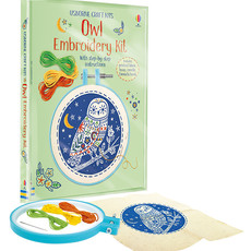 Usborne Books Embroidery Kit, Owl (IR)
