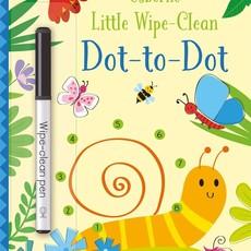 Usborne Books Little Wipe-Clean Dot-to-Dot