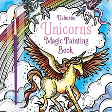 Usborne Books Magic Painting Book, Unicorns