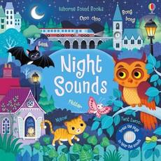 Usborne Books Night Sounds