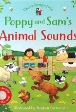 Usborne Books Poppy and Sam's Animal Sounds