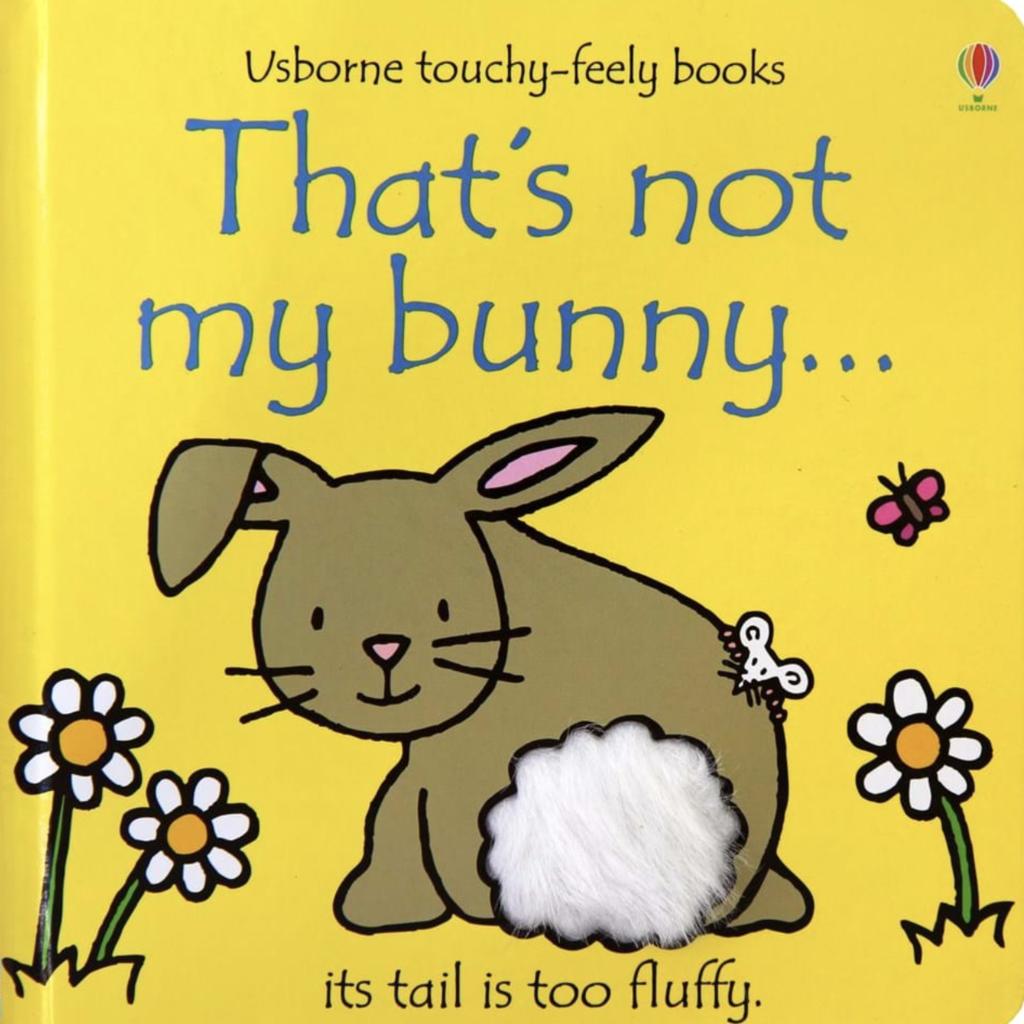 Usborne Books That's Not My Bunny