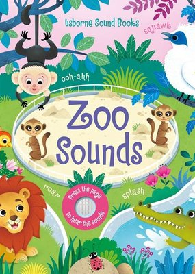 Usborne Books Zoo Sounds