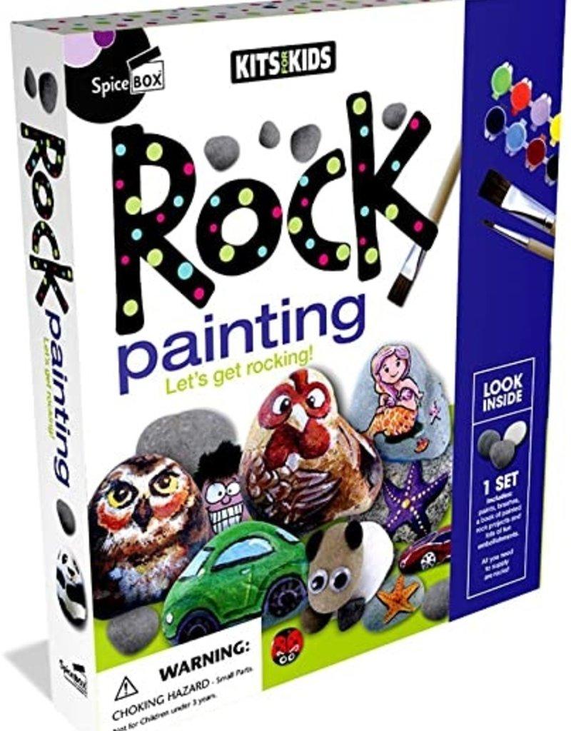 Toysmith Rock Painting
