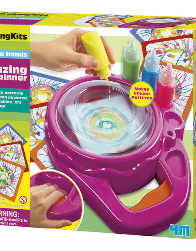 Toysmith Amazing Art Spinner