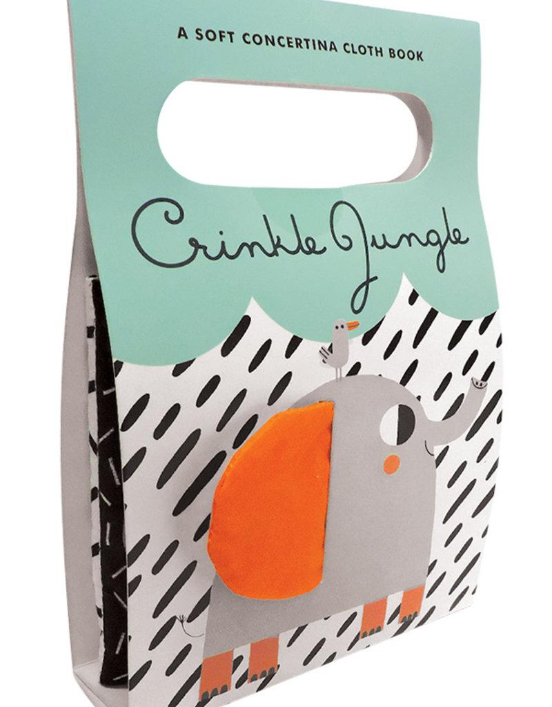 Usborne Books Crinkle Jungle