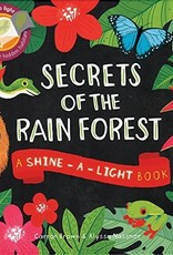 Usborne Books Secrets of the Rainforest
