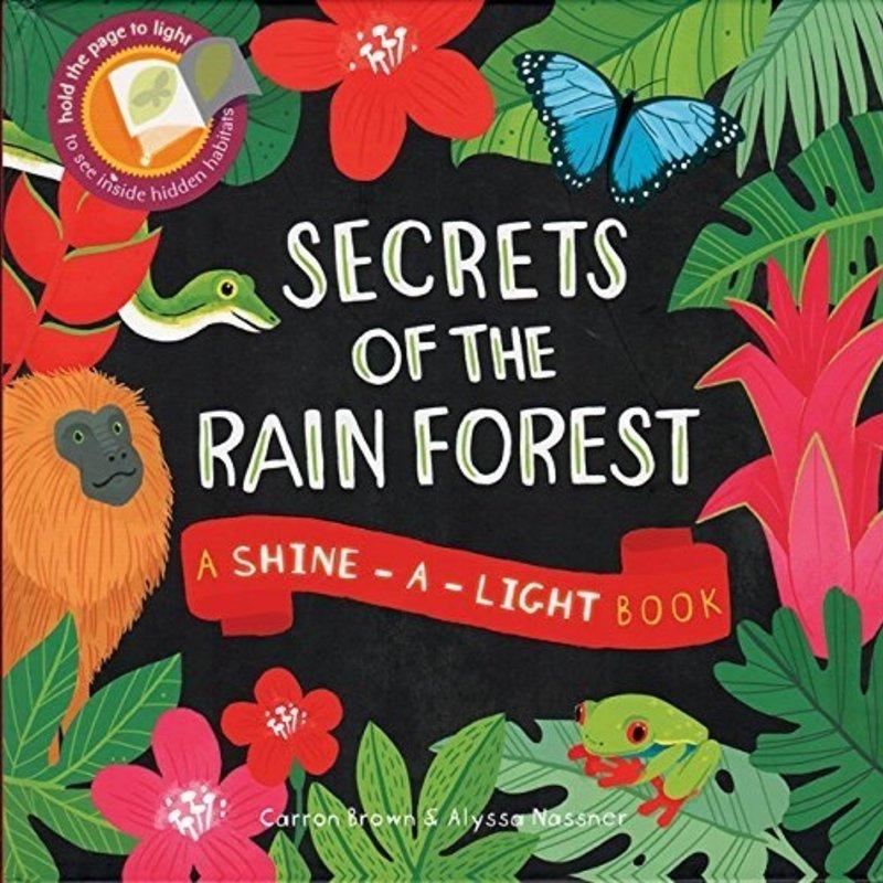 Usborne Books Secrets of the Rainforest