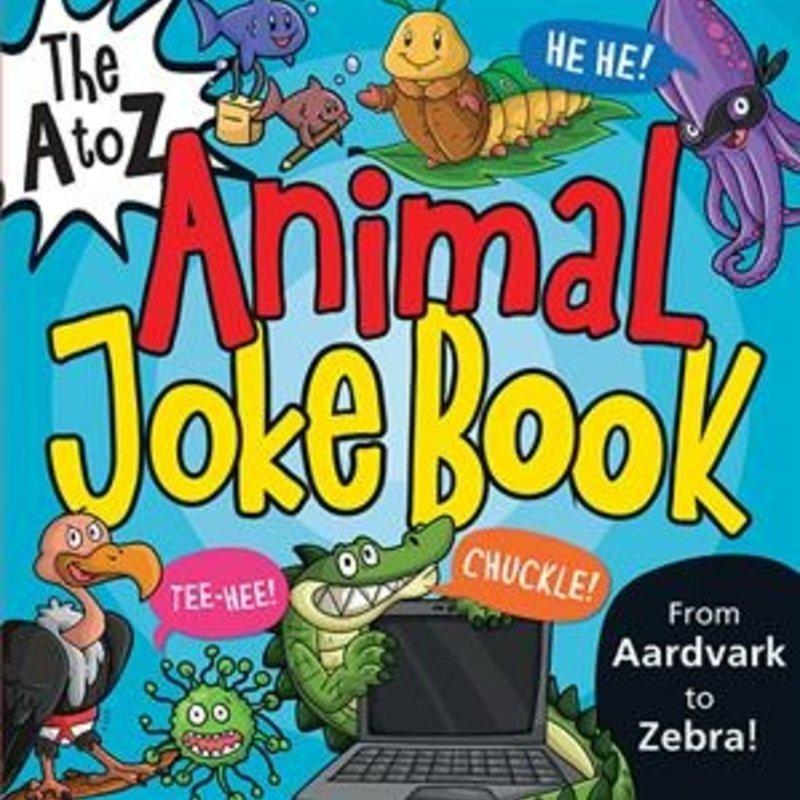 Usborne Books The A to Z Animal Joke Book