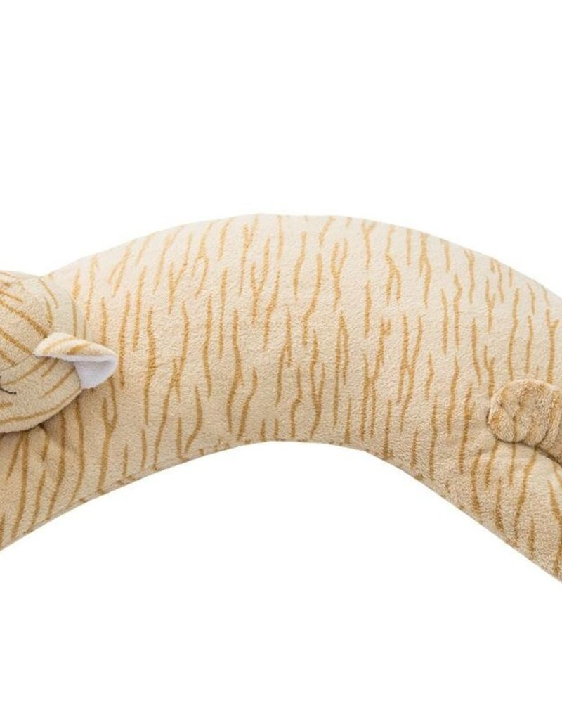 Angel Dear Tiger Curved Pillow