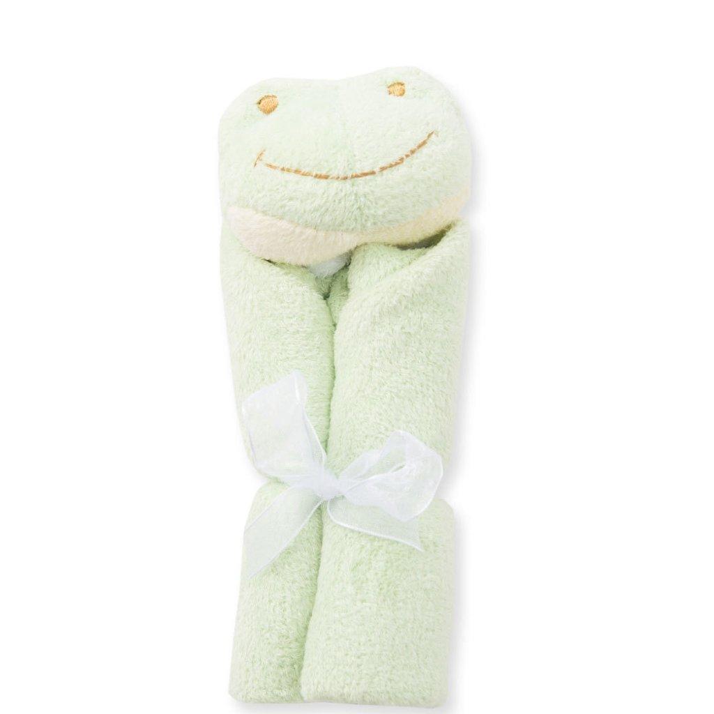 Angel Dear Frog Blankie