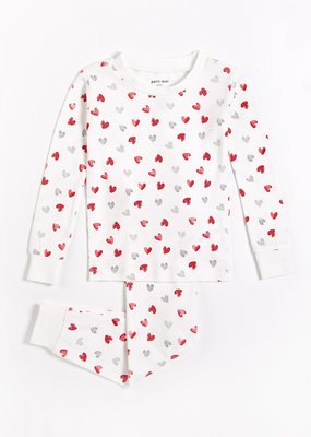 Petit lem Red Heart 2PC PJ Set