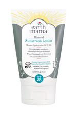 Earth Mama Mineral Sunscreen Lotion SPF 25