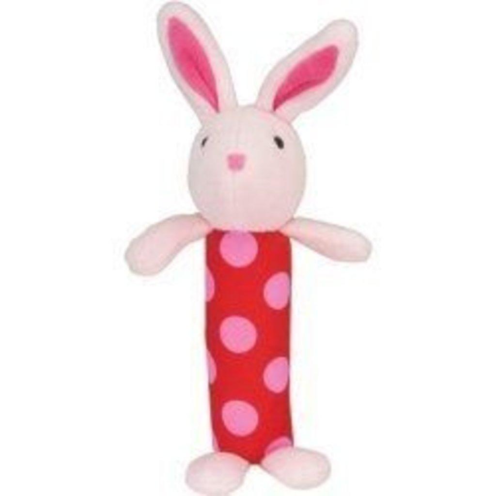 Pink Bunny Squeaker