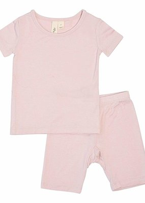 Kyte Baby Blush Short Sleeve Toddler Pajama