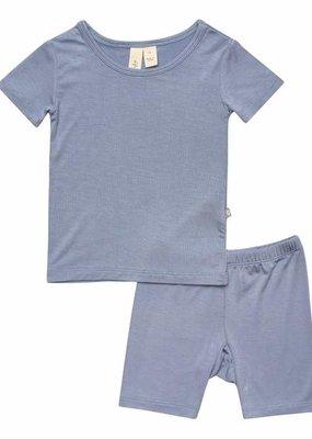 Kyte Baby Slate Short Sleeve Toddler Pajama