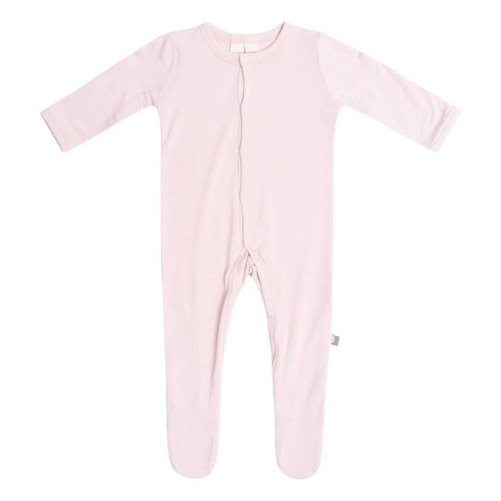 Kyte Baby Blush Solid Footie